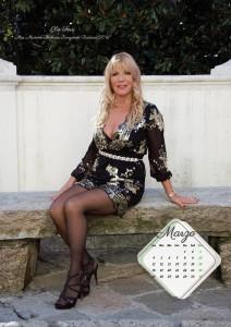 Calendario 2019 Miss Mamma Italiana Evergreen - Marzo