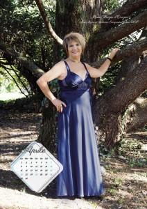 Calendario 2019 Miss Mamma Italiana Evergreen - Aprile