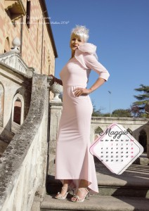 Calendario 2019 Miss Mamma Italiana Evergreen - Maggio
