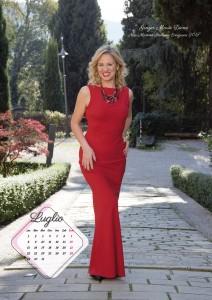Calendario 2019 Miss Mamma Italiana Evergreen - Luglio