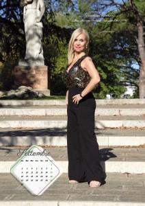 Calendario 2019 Miss Mamma Italiana Evergreen - Settembre