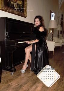 Calendario 2019 Miss Mamma Italiana Evergreen - Dicembre