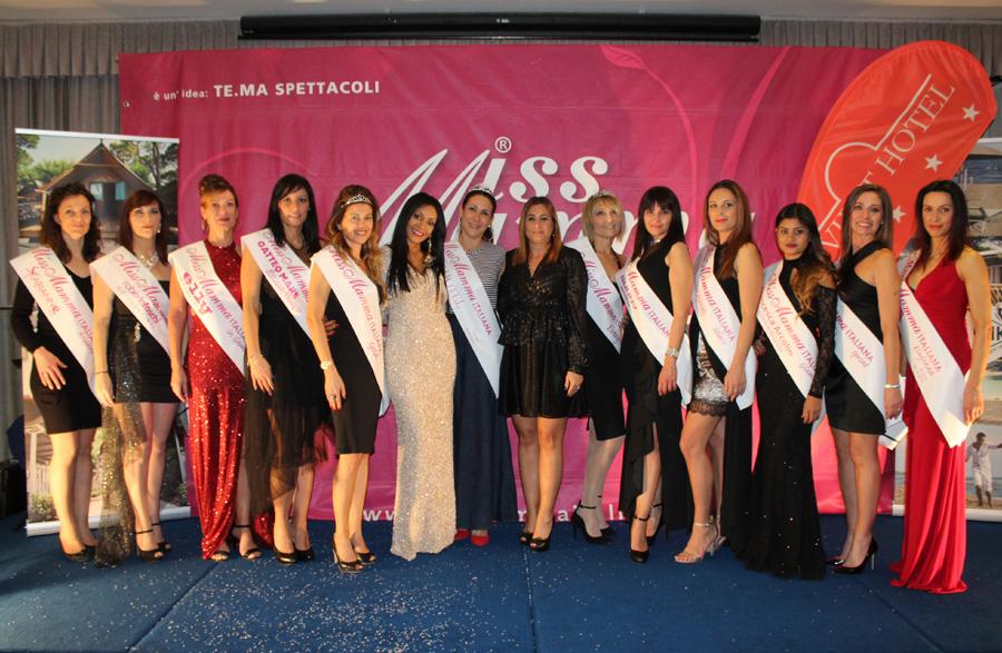 Mamma premiate selezione Miss Mamma Italiana a Vicenza