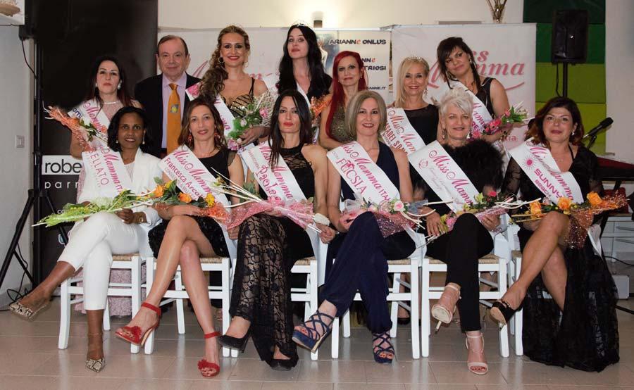 Vincitrici Miss Mamma Italiana 2019 San Biagio di Osimo