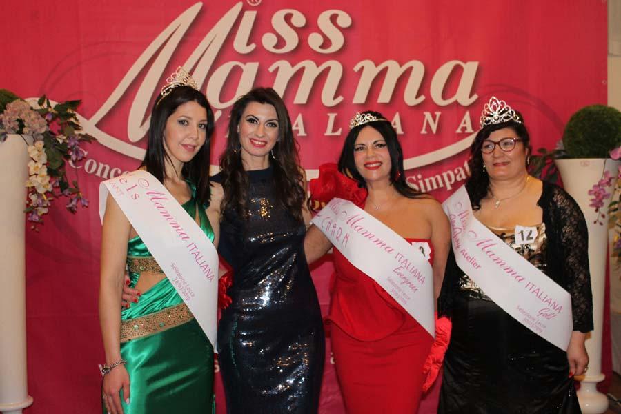 Vincitrici selezioni Miss Mamma Italiana 2019 a Lecce