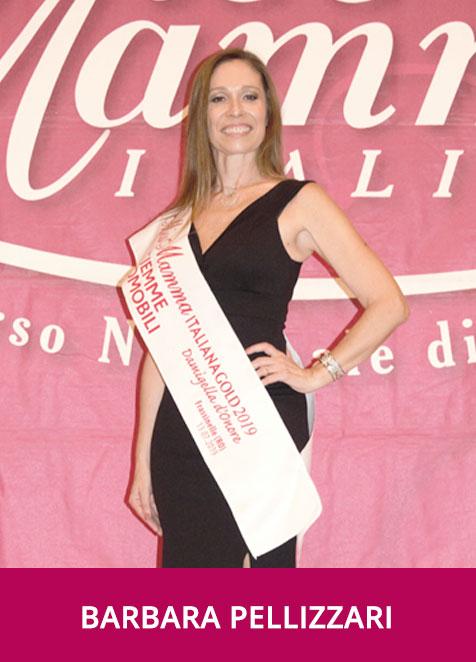 Barbara Pellizzari Miss Mamma Italiana Gold Damigella d'Onore