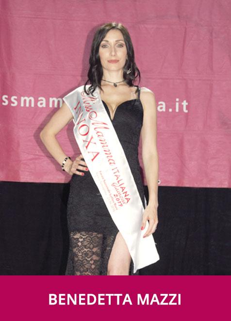 Benedetta Mazzi Miss Mamma Italiana Glamour 2019