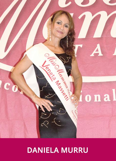 Daniela Murru Miss Mamma Italiana Gold Radiosa