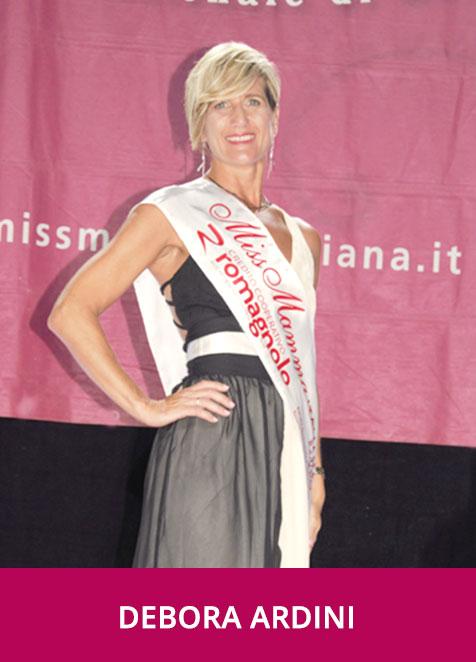 Debora Ardini Miss Mamma Italiana Radiosa 2019