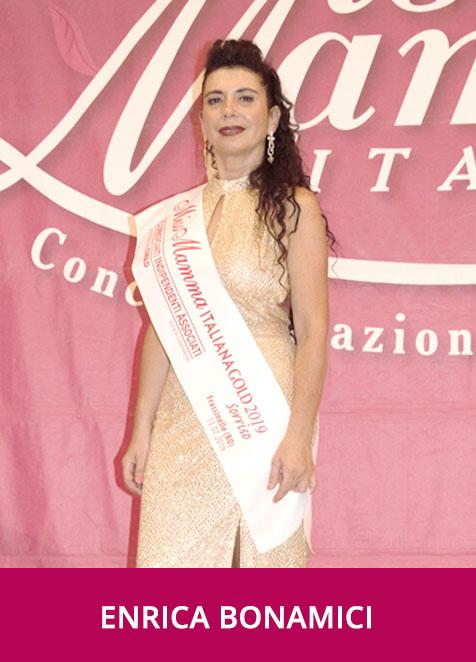 Enrica Bonamici Miss Mamma Italiana Gold Sorriso