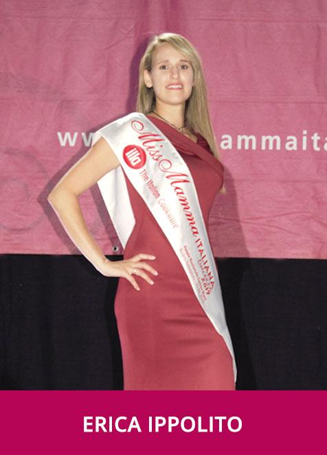 Erica Ippolito Miss Mamma Italiana Dolcezza 2019