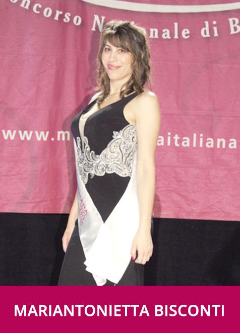 Mariantonietta Bisconti Miss Mamma Italiana Sprint 2019