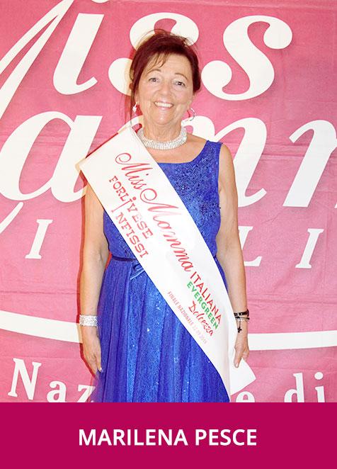 Marilena Pesce Miss Mamma Italiana Evergreen Dolcezza