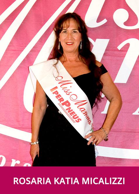Rosaria Katia Micalizzi Miss Mamma Italiana Evergreen Sprint