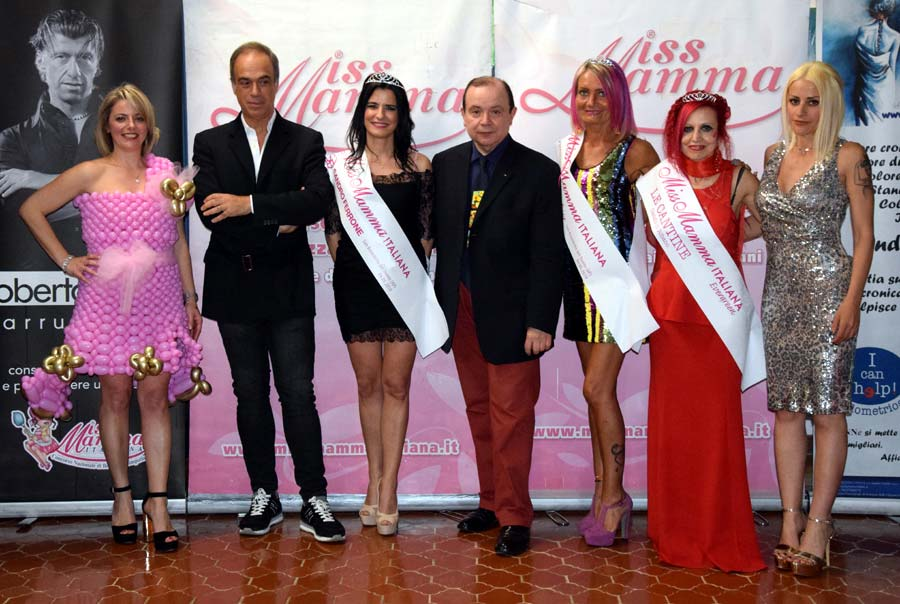 Vincitrici Miss Mamma Italiana 2019 a San Benedetto del Tronto