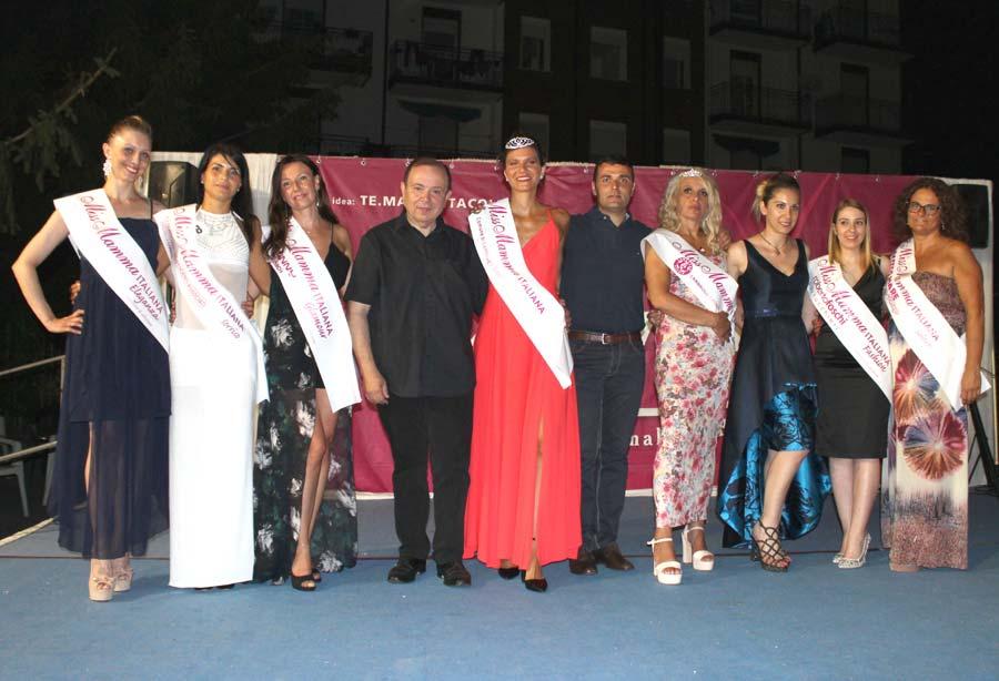 Vincitrici selezione Miss Mamma Italiana 2020 a Lambrugo