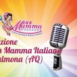 Selezione Miss Mamma Italiana 2020 a Sulmona (Aquila)