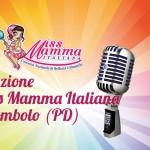 Selezione Miss Mamma Italiana 2020 a Tombolo (Padova)