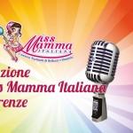 Selezione Miss Mamma Italiana 2020 a Firenze