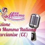 Selezione Miss Mamma Italiana 2020 a Marcianise