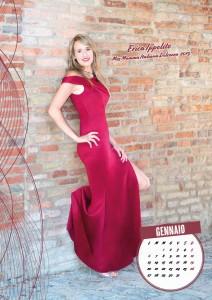 Calendario 2020 Miss Mamma Italiana - 01 gennaio