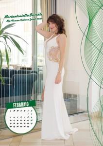 Calendario 2020 Miss Mamma Italiana - 02 febbraio