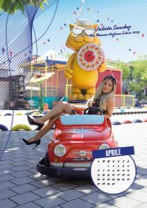 Calendario 2020 Miss Mamma Italiana - 04 aprile