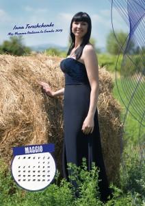 Calendario 2020 Miss Mamma Italiana - 05 maggio