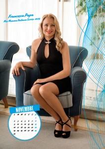 Calendario 2020 Miss Mamma Italiana - 11 novembre
