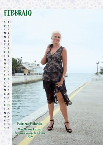 Calendario 2020 Miss Mamma Italiana Evergreen - 02 Febbraio