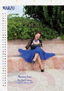 Calendario 2020 Miss Mamma Italiana Evergreen - 03 Marzo