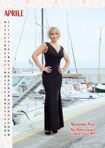 Calendario 2020 Miss Mamma Italiana Evergreen - 04 Aprile