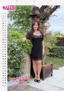 Calendario 2020 Miss Mamma Italiana Evergreen - 05 Maggio
