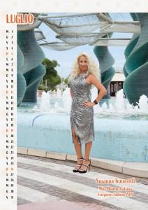 Calendario 2020 Miss Mamma Italiana Evergreen - 07 Luglio