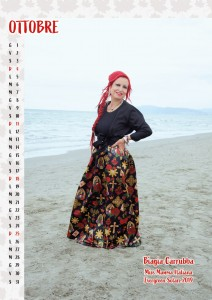 Calendario 2020 Miss Mamma Italiana Evergreen - 10 Ottobre