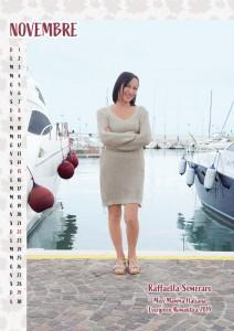 Calendario 2020 Miss Mamma Italiana Evergreen - 11 Novembre
