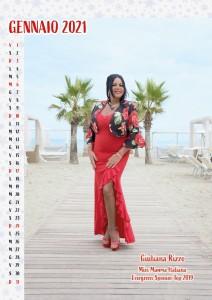 Calendario 2020 Miss Mamma Italiana Evergreen - 13 Gennaio 2021