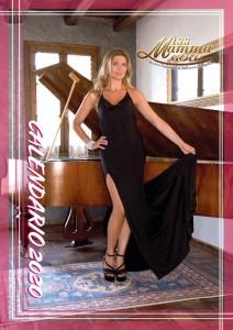 Calendario 2020 Miss Mamma Italiana Gold - 00 copertina