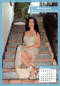 Calendario 2020 Miss Mamma Italiana Gold - 01 gennaio