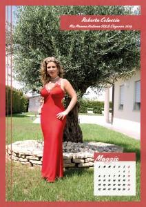 Calendario 2020 Miss Mamma Italiana Gold - 05 maggio