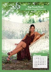 Calendario 2020 Miss Mamma Italiana Gold - 06 giugno