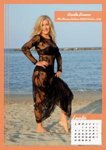 Calendario 2020 Miss Mamma Italiana Gold - 07 luglio