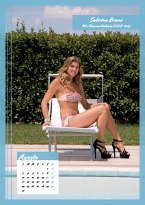 Calendario 2020 Miss Mamma Italiana Gold - 08 agosto