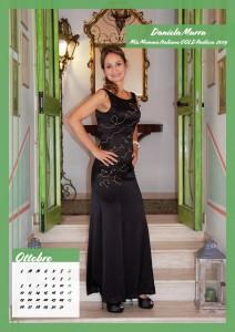 Calendario 2020 Miss Mamma Italiana Gold - 10 ottobre