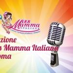 Selezione Miss Mamma Italiana 2020 a Roma
