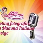 Shooting fotografico Miss Mamma Italiana a Rovigo