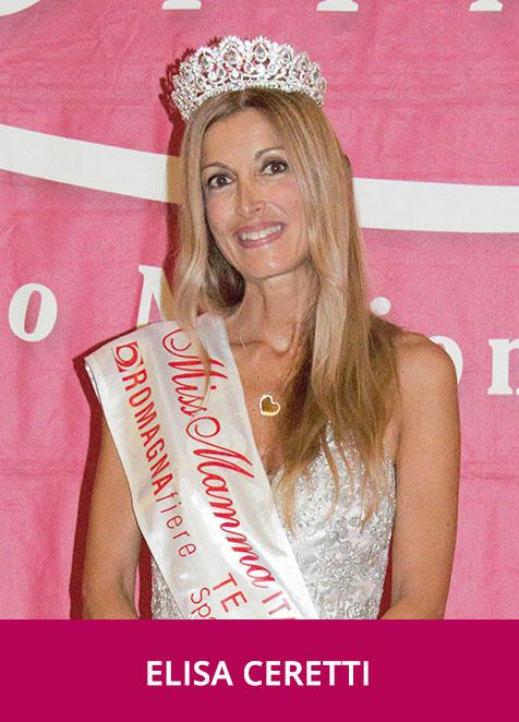 Elisa Ceretti - Miss Mamma Italiana Gold 2020