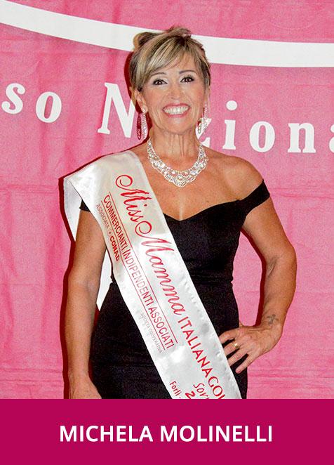 Michela Molinelli MMI Gold Sorriso 2020