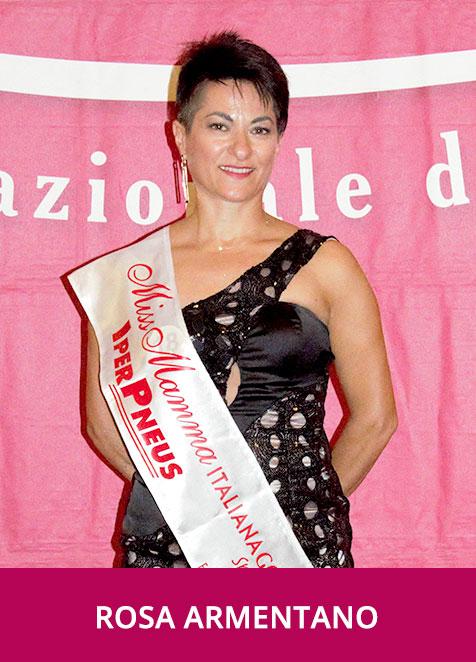 Rosa Armentano MMI Gold Sprint 2020