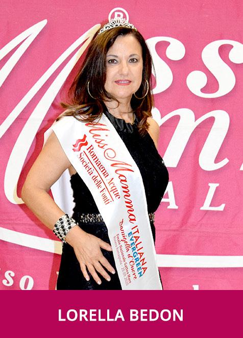 Lorella Bedon MMI Evergreen Damigella d'Onore 2020
